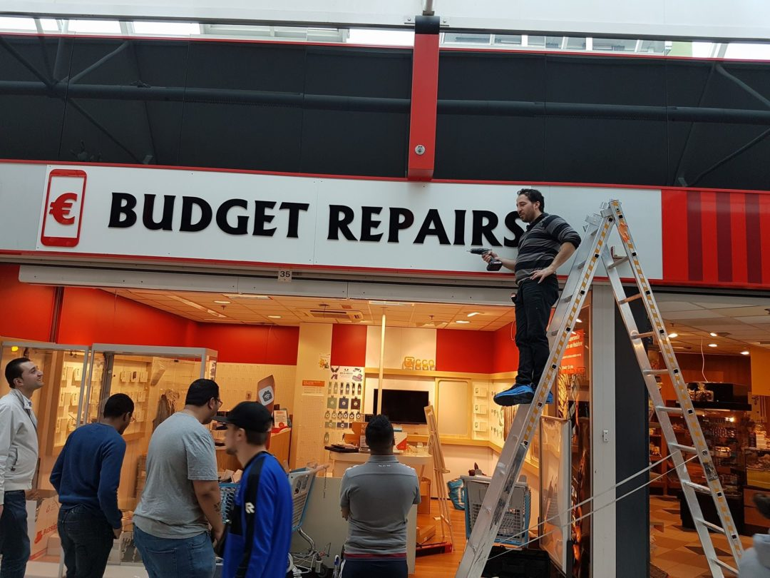 Freesletters – Budget Repairs