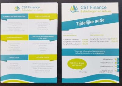 Flyers – CST Finance