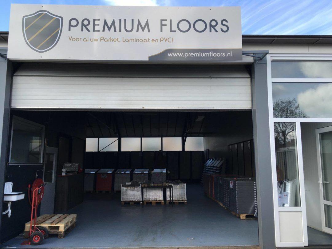 Reclamebord – Premium Floors