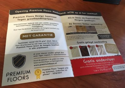 Flyer – Premium Floors