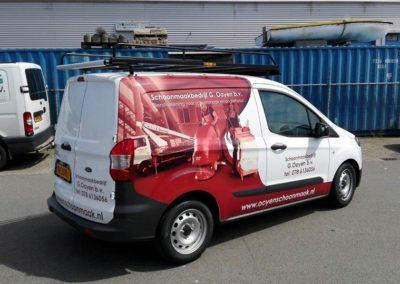 Carwrap – Schoonmaakbedrijf G. Ooyen B.V.
