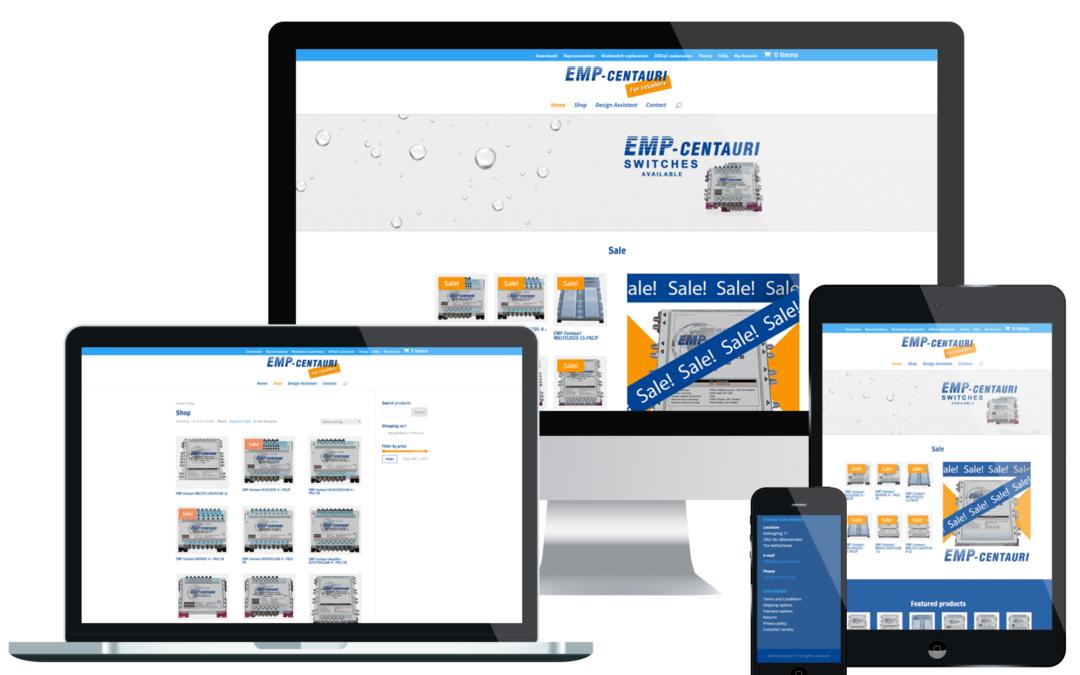 Webshop – EMP Centauri