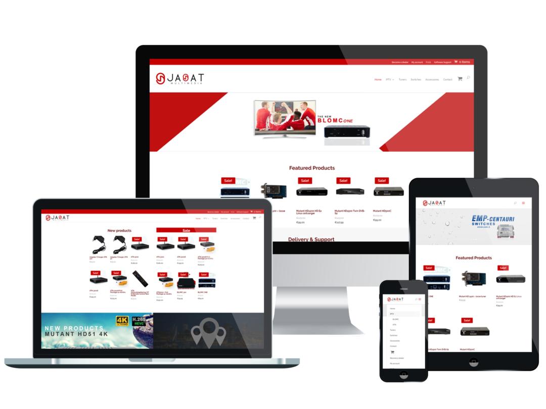 Webshop – Jasat Multimedia