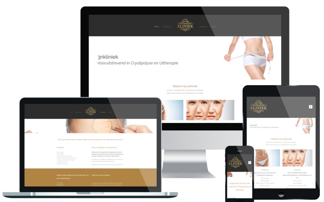 Website – 3N Kliniek