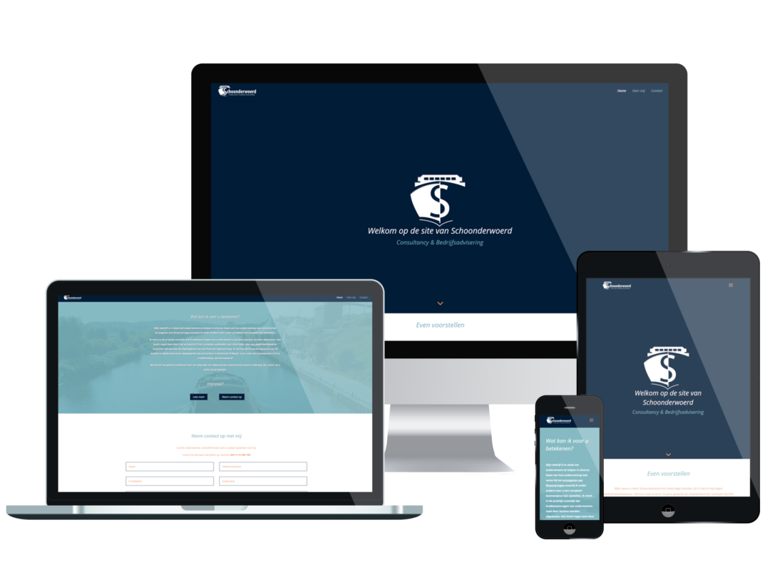 Website – Scheepvaartadvies.nl