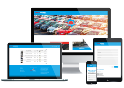 Website – Auto Anders