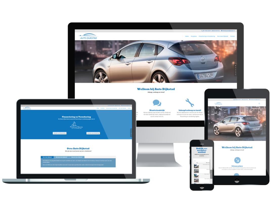 Website – Auto Dijkstad