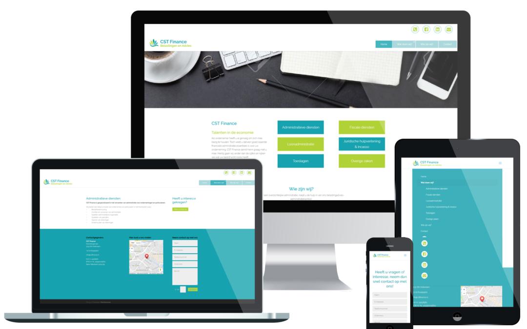 Website – CST Finance