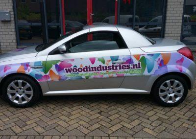 Autobelettering – Woodindustries